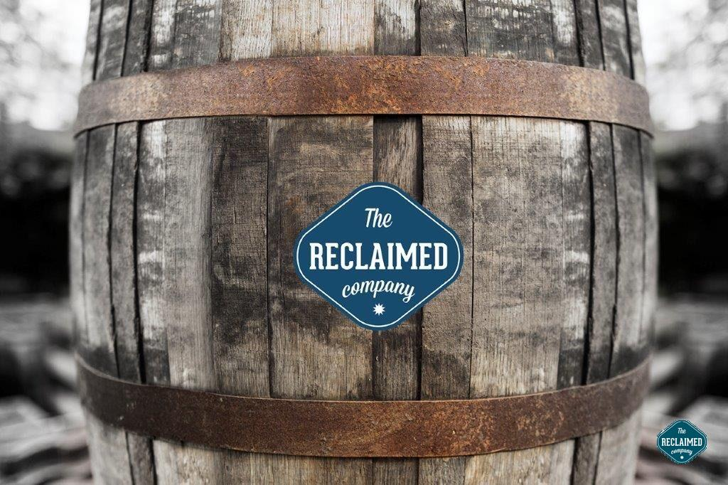 Reclaimed Oak Whisky Barrels