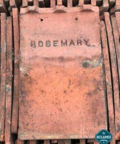 Rosemary Plain Tiles