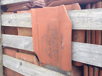 Order Single Roman Clay Gaelic Roof Tiles Online From The