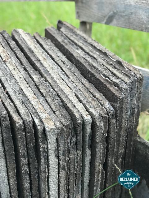 Reclaimed Hardrow Slates Reclaimed Concrete Roof Tiles