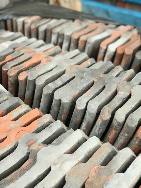 Recalimed Roof Tiles | The Reclaimed Company
