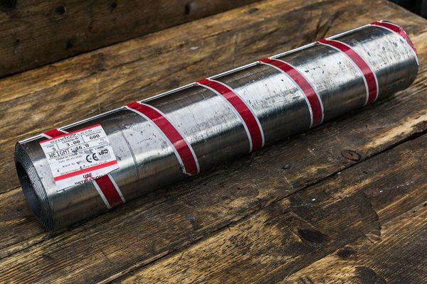 rolled lead sheet, code 5