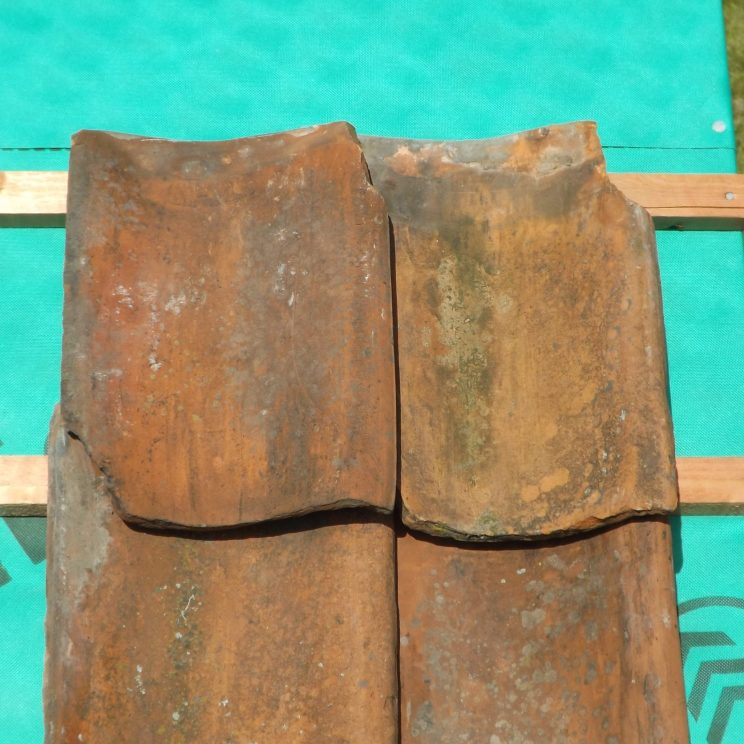 """Order Clay pan tiles """"cow shed"""" online from The Reclaimed ..."""